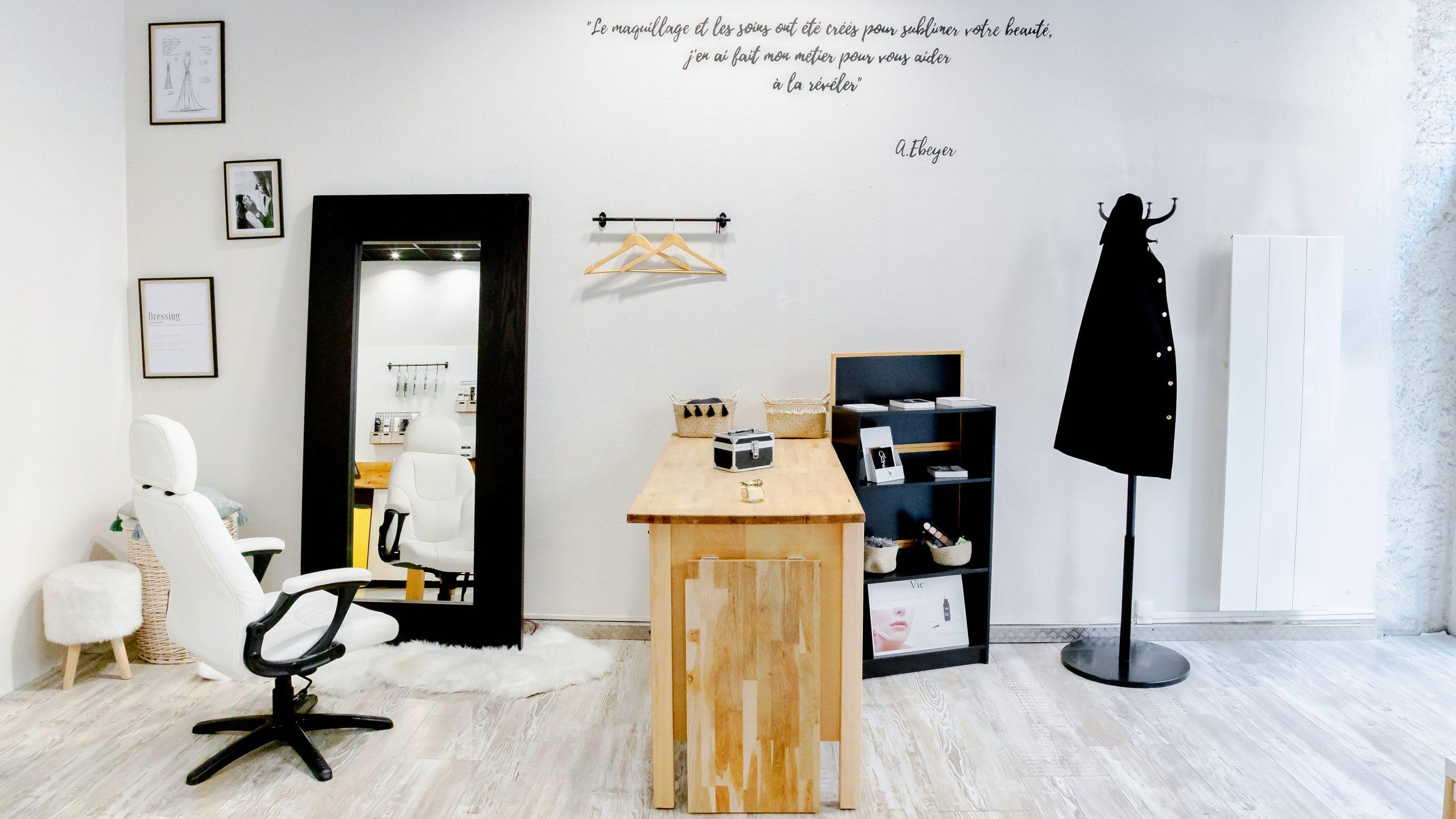 Salon de beaute AE Lyon
