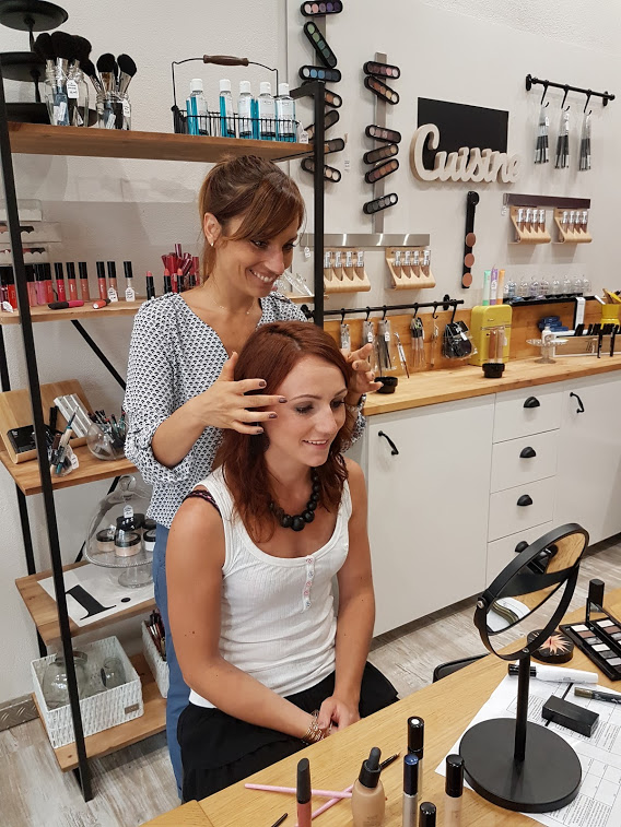cours auto maquillage lyon 6